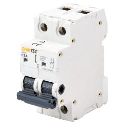 Interrupteur sectionneur 2 pôles 63A 400V