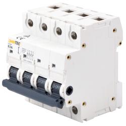 Interrupteur sectionneur 4 pôles 63A 400V